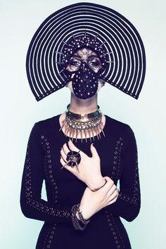 Avante-Garde Fashion, Cyberpunk Style, Ulorin Vex, Black Clothing, Assassin, Science Fiction, Cyber, Future, Futuristic Clothing, Punk Girl ...