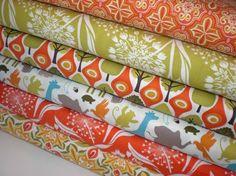 Kate Spain Central Park fabrics