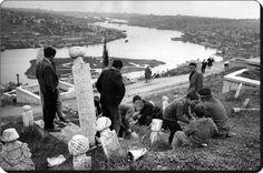 Eyüp Sultan - 1964 Fotoğraf : Henri Cartier-Bresson