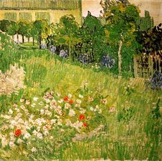 AUVERS ARBRES MAISONS GACHET ══════════════════════  BIJOUX  DE GABY-FEERIE   ☞ http://gabyfeeriefr.tumblr.com/ ✏✏✏✏✏✏✏✏✏✏✏✏✏✏✏✏ ARTS ET PEINTURES - ARTS AND PAINTINGS  ☞ https://fr.pinterest.com/JeanfbJf/pin-peintres-painters-index/ ══════════════════════