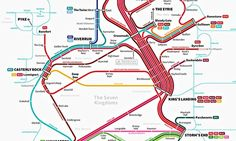 Lost in Westeros? Use the Game of Thrones rail network map