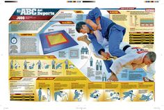 Judo: todo lo que debes de saber #infografia