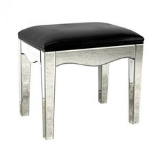 RU20 Melli puff - ülőke fekete színben Vanity Bench, Modern, Furniture, Design, Home Decor, Trendy Tree, Decoration Home, Room Decor