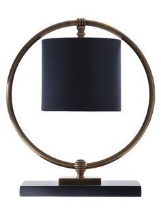Fairmont Table Lamp by Hip Vintage Ltd at Gilt
