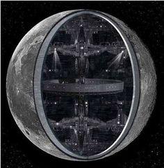 Is The Moon An Artificial Alien Base 2