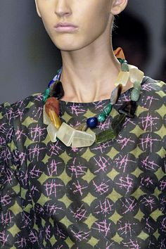 Dries Van Noten Spring 2008 - Details