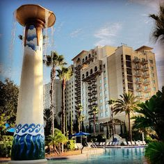 Who doesn't want to spend a day by the pool at @Ricardo Villamagua Hotels & Resorts in Orlando