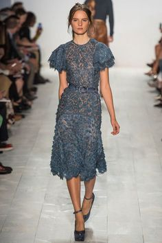 Lace Love Dress Michael Kors | Spring 2014 Ready-to-Wear Collection | Style.com