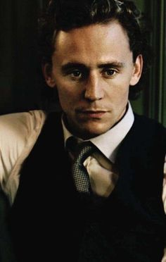 Tom Hiddleston. Why have I not seen this one before?