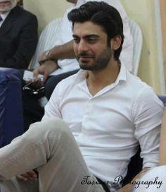 fawad Cute Celebrities, Bollywood Celebrities, Celebs, Pakistani Dramas, Pakistani Actress, Tv Actors, Actors & Actresses, Fawad Khan Beard, Mahira Khan