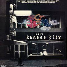 The Velvet Underground - Live at Max's Kansas City Limited Edition 180g Vinyl 2LP