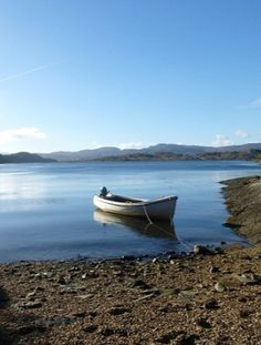 The view from Eilean Shona shore, Scotland. The Conde Nast Traveller Edit.