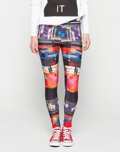 Urban Native leggings for Front Row Society