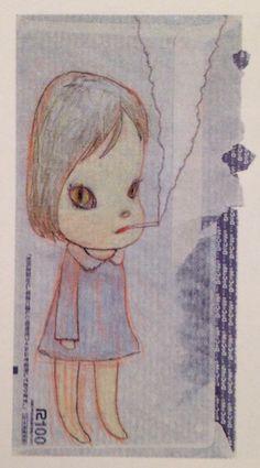 Mind over matter Pretty Art, Cute Art, Art Inspo, Arte Lowbrow, Aya Takano, Yoshitomo Nara, Funky Art, Expo, Japanese Artists