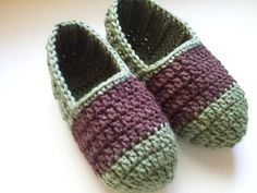 Ravelry: Women's Ballet Slippers by Michele Gaylor