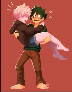 It&Apos;S just that i really dont like deku x uraraka. My Hero Academia Memes, My Hero Academia Episodes, Hero Academia Characters, My Hero Academia Manga, Anime Characters, Sucubus Anime, Anime Art, Anime Couples Manga, Boku No Academia