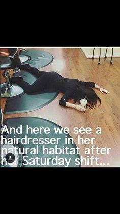 Fast And Easy Hairdos For The Career Woman Hairdresser Quotes, Hairstylist Quotes, Cosmetology Quotes, Hair Salon Quotes, Hair Quotes, Mia Farrow, Hairstylist Problems, Revlon, Adventure Time