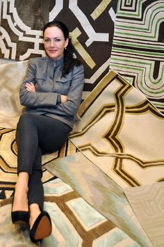 Mary McDonald's rug collection for Patterson, Flynn Martin
