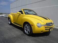 Chevy Ssr, Car Finder, Pink Jeep, Slingshot, Car Ins, Used Cars, Chevrolet, Trucks, Yellow