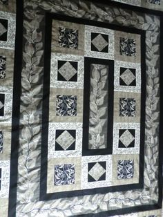 Love the pattern - just need to quilt it