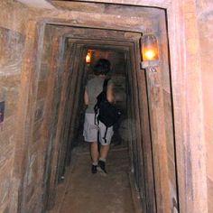 Chi chi Tunnels Vietnam