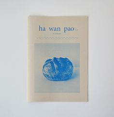 cover of hawanpao issue no. 6