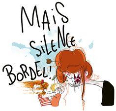 Petit précis de Grumeautique - Blog illustré French Illustration, Photo Illustration, Pregnancy Images, Funny Jokes, Hilarious, Bad Mom, Humor Grafico, Cartoon Drawings, Funny Cute