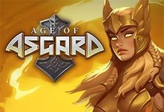 Online Casino Slot: Age Of Asgard - Age Of Asgard is waiting for you to try it out at NightRush Casino Online Casino Slots, Casino Promotion, Casino Games, Age, Play, Logos, Logo