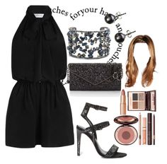 """""""Day 132"""" by bedelevingne on Polyvore featuring moda, Zimmermann, Rebecca Minkoff, Charlotte Tilbury y Alexis Bittar"""