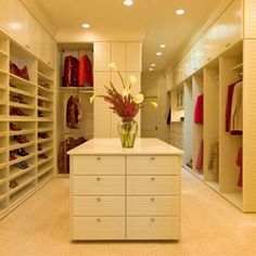 Dream House On Pinterest Big Closets Dream Houses And Closet Wall