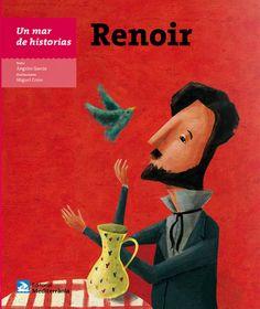 Renoir, libro ilustrado 2016