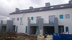 Budowa mieszkań w Rumi - Osada Kazimierza - Marzec 2016