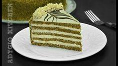Hungarian Recipes, Hungarian Food, Romanian Desserts, Food Cakes, Mcdonalds, Vanilla Cake, Cake Recipes, Recipies, Sweets