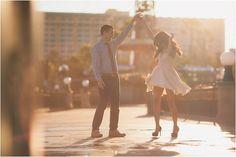 Disneyland Engagement Session by Matthew Encina Photography | Le Magnifique Blog