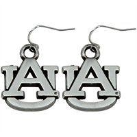 Auburn Tigers Charm Earrings