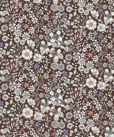 Liberty of London fabric   I love this one. So classy