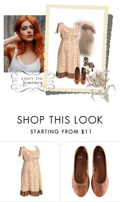 """""""Family #19"""" by sasane ❤ liked on Polyvore featuring Mom2mom, H&M, ANNA, women's clothing, women's fashion, women, female, woman, misses and juniors"""