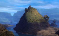Guild Wars 2 Landscape