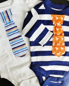 Urban baby boy onesie with Tie or Bow tie option, baby shower gift for boy. $18.00, via Etsy.