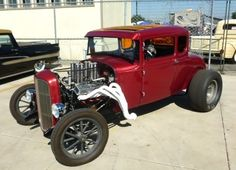 Ford Model A JR Hot Rod
