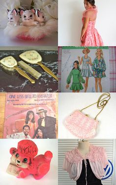Sugar and Spice and everything Nice VTPassion Treasury by Jean on Etsy--Pinned with TreasuryPin.com