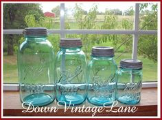 old mason jars-i have all those now