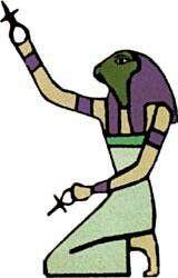 Heket - Frog Goddess