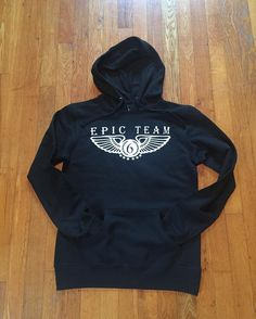 Ladies we have the new @epicteam6 female hoodies in stock right now. They'll be available on our site tomorrow morning. Choose from 4 different colors Aqua Pink Black & Royal Blue with white ET6 logo. #epicteam6 #clothing #culture #independent #brand #urban #street #nyc #skatelife #streetwear #custom #design #fashion #icon #waves #fly #fresh #business #entrepreneur #dope #music #hiphop #legacy #tradition #ambition #determination