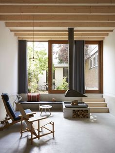 31/44 Architects has completed Wenslauer House, a new spacious self-build family home on a constrained site in central Amsterdam. Replacing a dilapidated ear...