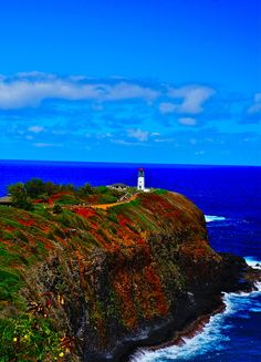 Kilauea Lighthouse #moving2hawaii @schofieldgah @fortshaftergah 808-389-0489 to find your #hawaiidreamhome