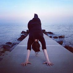 #yogaonthefly