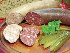 Lebăr de casă - rețeta tradițională, cea mai simplă și răspândită! Dacă o respecți o să îți iasă atât de bun, nu vei mai cumpăra vreodată făcut de alții! Halloumi Burger, Bacon, The Cure, Meat, Recipes, Sausages, Canning, Pork