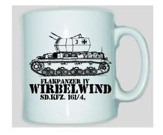 Tasse Wirbelwind / mehr Infos auf: www.Guntia-Militaria-Shop.de