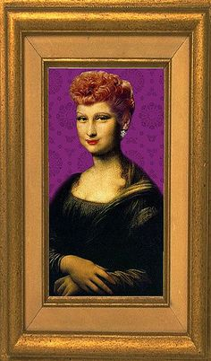 Tachisme, Michelangelo, Monet, Mona Lisa Parody, Mona Lisa Smile, Awkward Girl, La Madone, Pop Art, Renaissance Artists